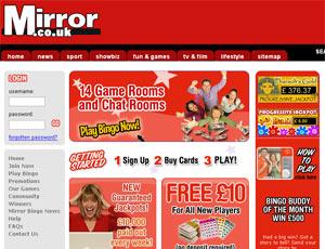 The Mirrow Bingo